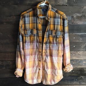 Bubble Bee 🐝 Bleached Flannel
